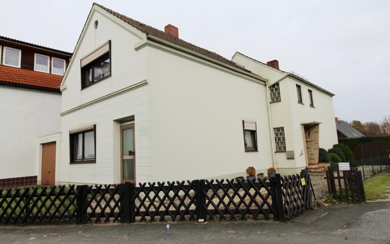 Vordere Hausansicht - Vorderes  Haus