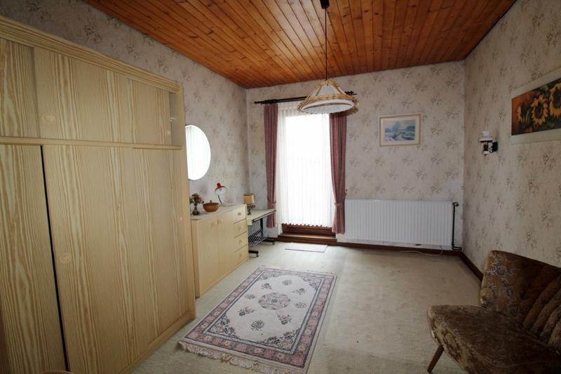 Schlafzimmer mit Zugang