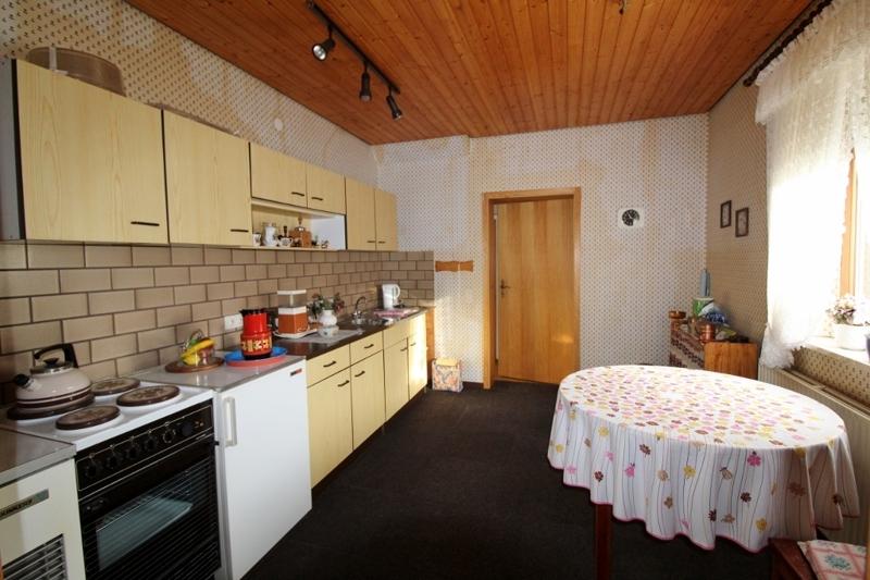 Küche - Vorderes  Haus