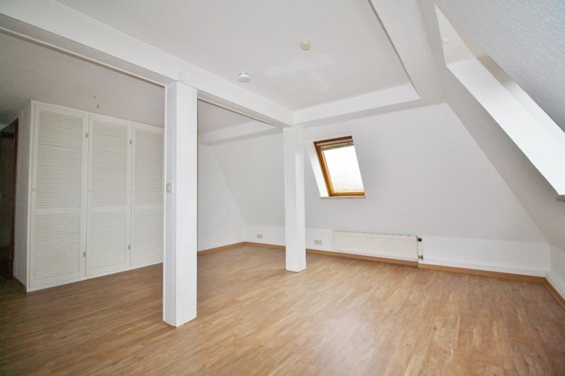 ausgebauter Dachboden/Schlafraum