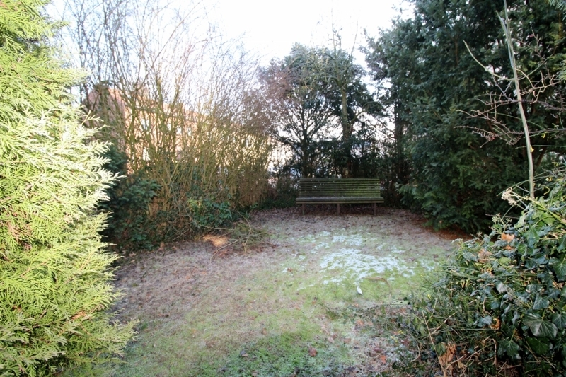 Blick ind den Garten