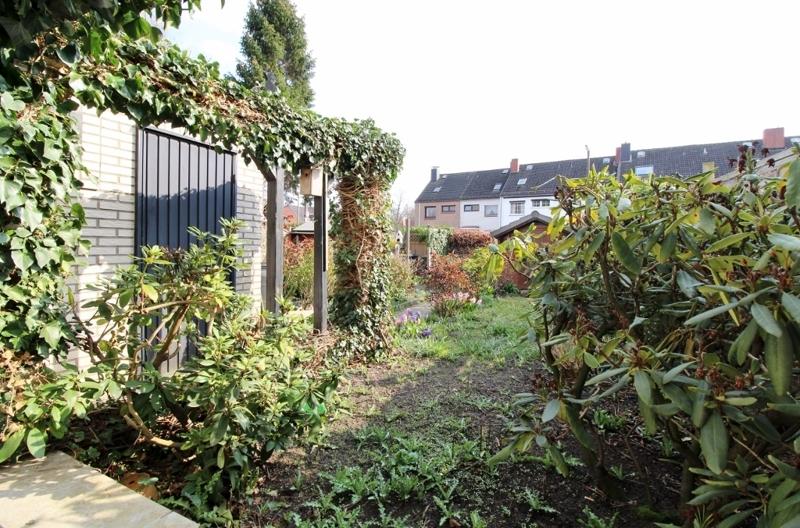 Blick in den Garten...