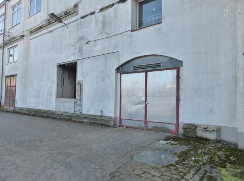 Gebäudezugang