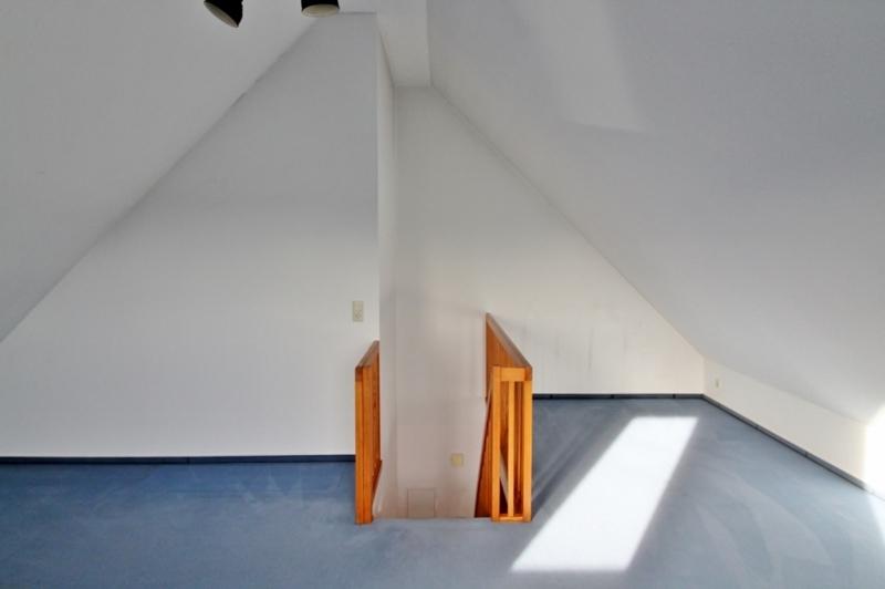 ...im ausgebauten Spitzboden