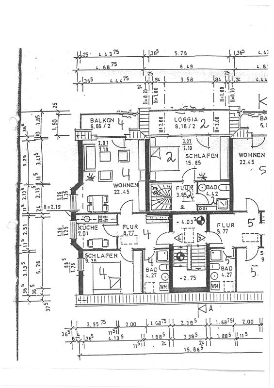 Obergeschoss Syker Str. 83