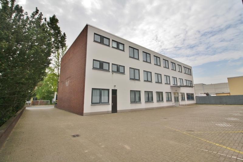 Bürogebäude Rückansicht