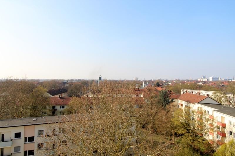 und Blick über die Neustadt