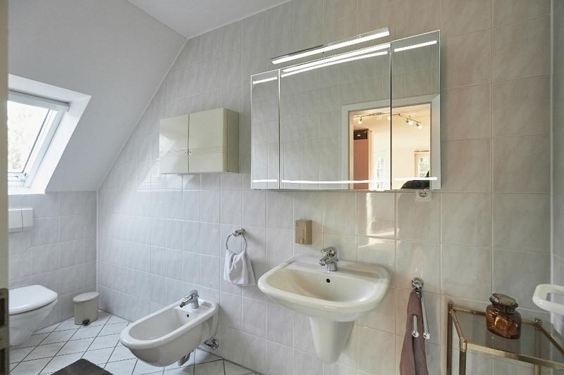 "...mit WC ""en suite""!"
