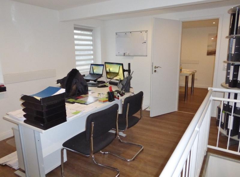 Büroraum im Obergeschoss