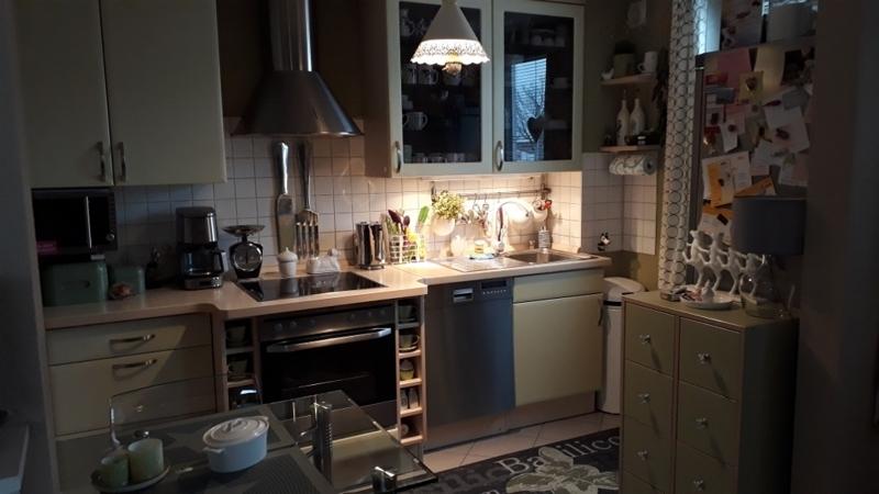 Küche der Maisonette