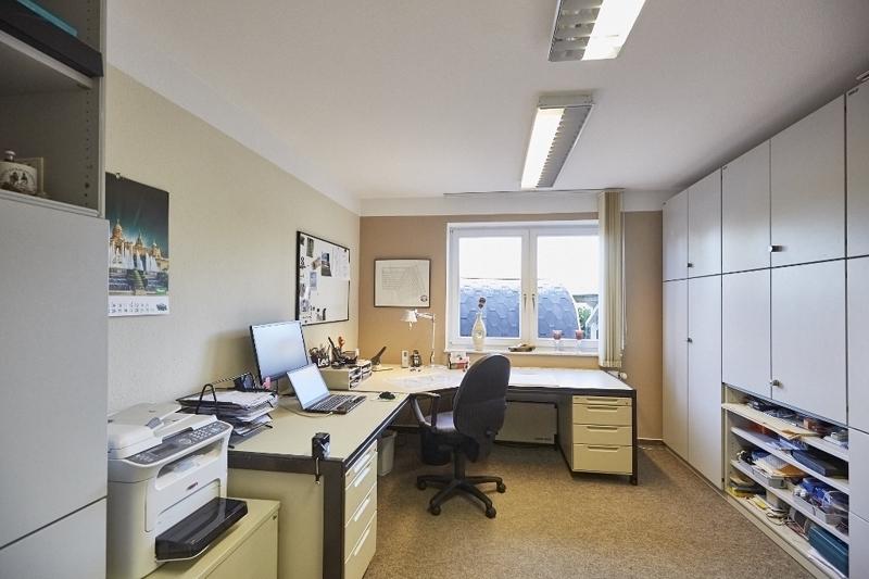 Büro oder...