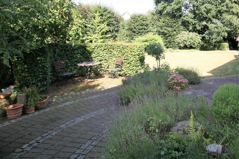 Gemütliche Ecke im Garten