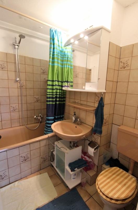 Wannenbad Wohnung Maisonette