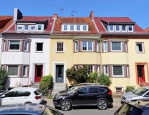 Reihenhaus Kauf Bremen-Neustadt Hechler & Twachtmann Immobilien GmbH