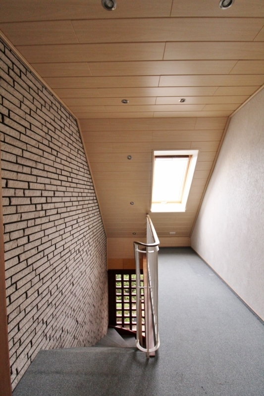 Flur im Obergeschoss