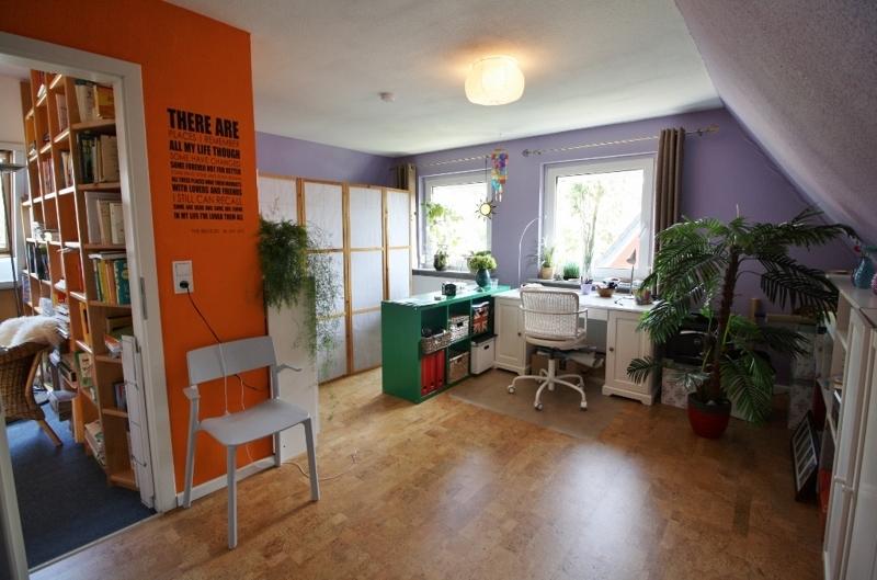 Kinder-/Arbeits-/Gästezimmer