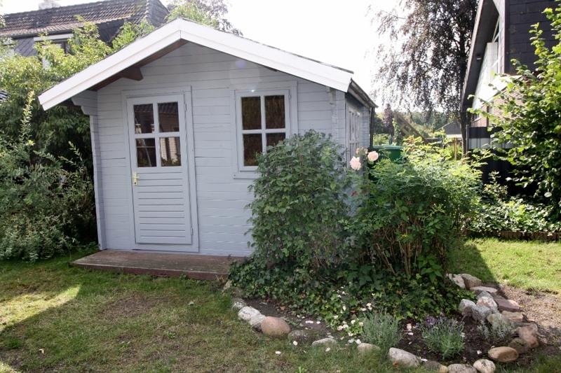 Gartenholzhaus