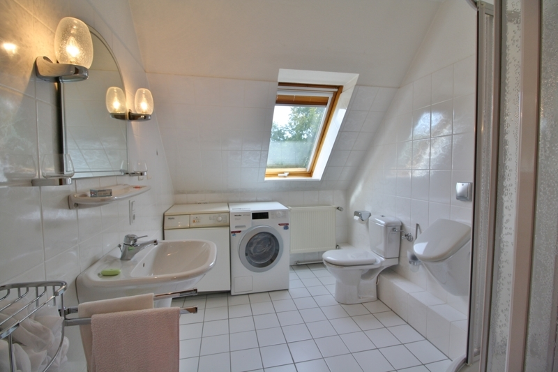 Duschbad Dachgeschoss