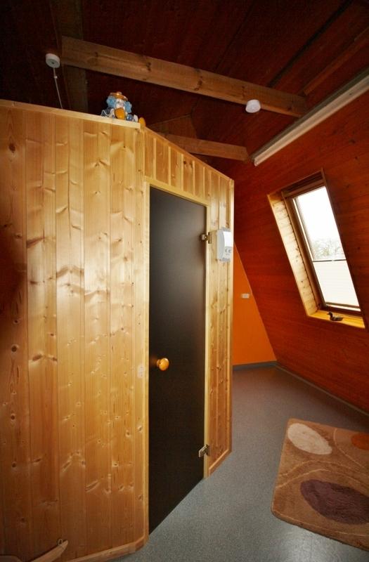 Sauna im
