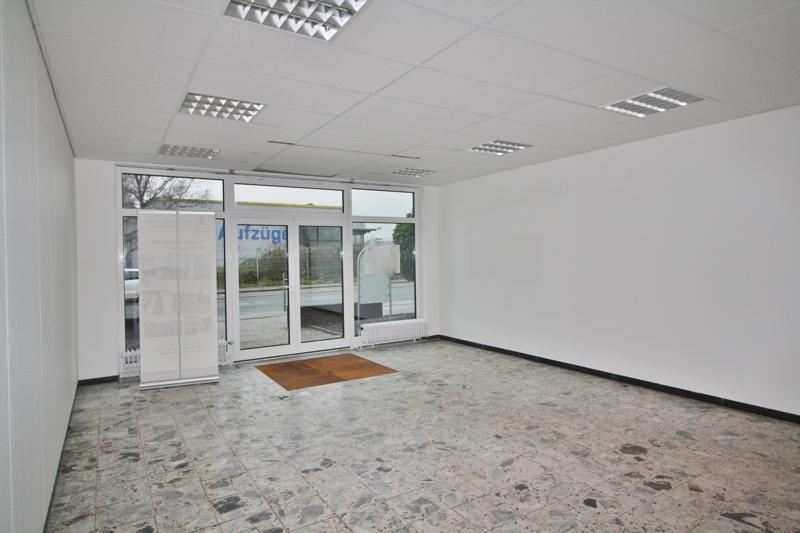 Büro Eingangsbereich