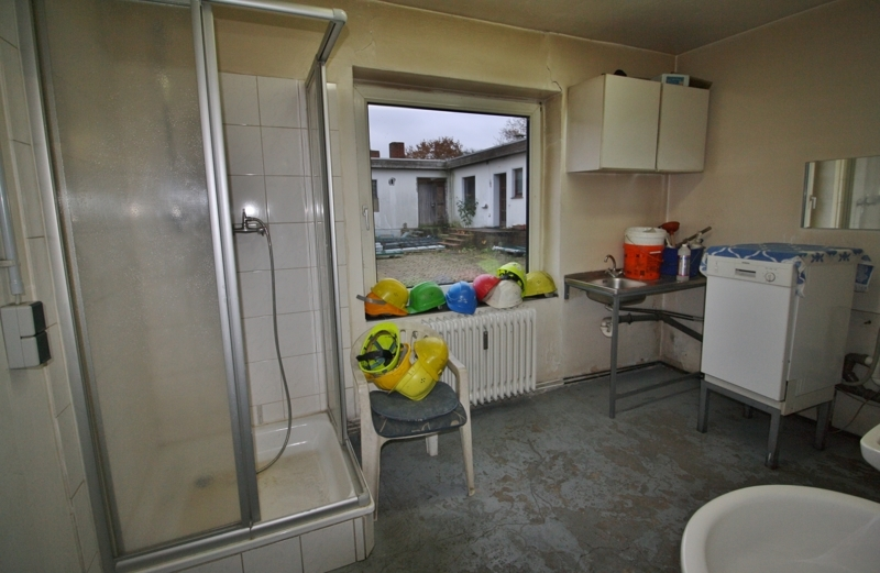 Halle Waschraum