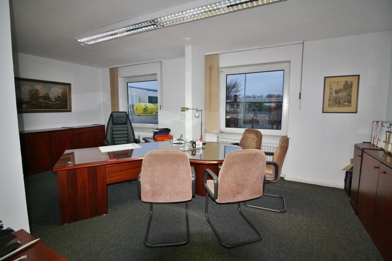 Bürogebäude Büroraum