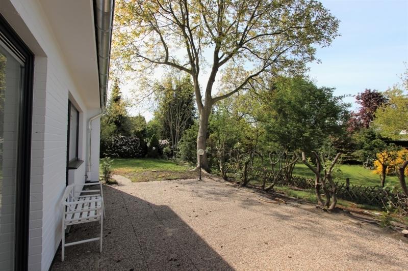 Terrasse mit Süd-/West-Ausrichtung