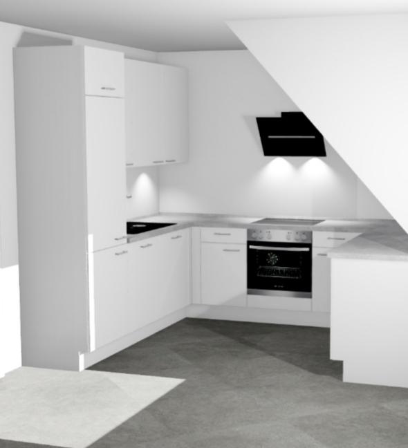 Küche Whg. 5