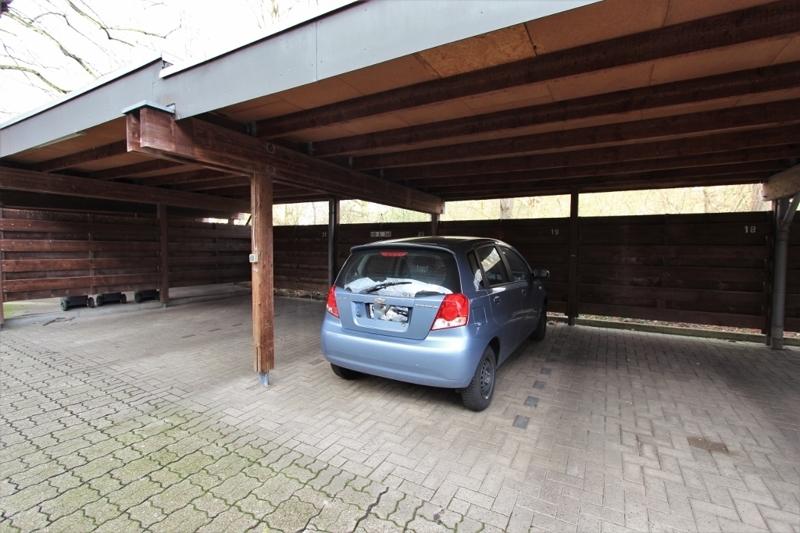 Carportplatz