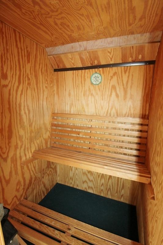 mit Sauna