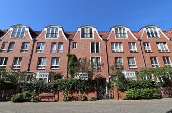 Mieten Maisonettwohnung Wohnung Bremen-Teerhof Hechler & Twachtmann Immobilien GmbH