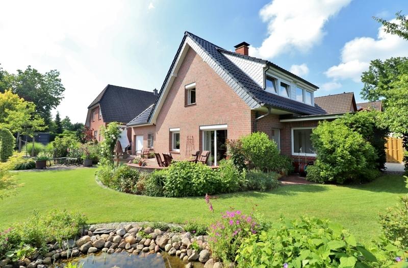 Haus Kauf Stuhr Einfamilienhaus Hechler & Twachtmann Immobilien GmbH
