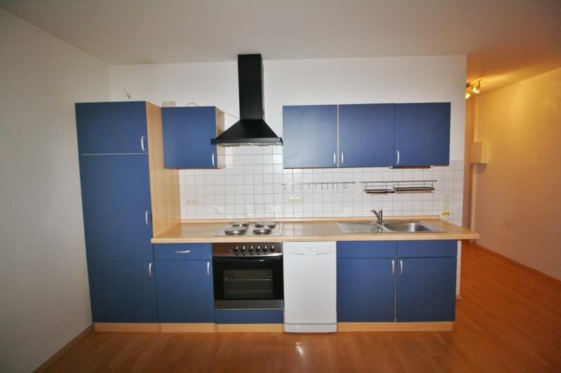 ... und Einbauküche