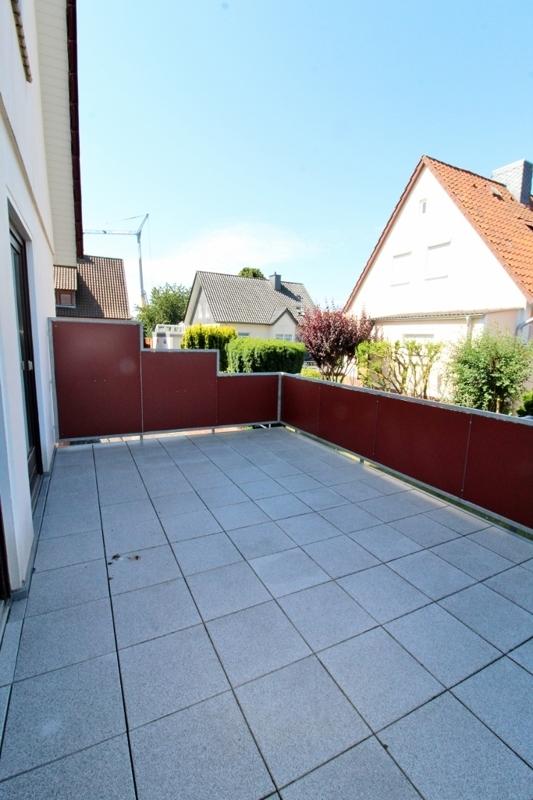 mit Zugang zur Terrasse