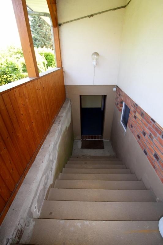 Außenzugang Keller