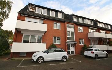 Vermietung Bremen Dachgeschoss drei Zimmer Hechler und Twachtmann Immobilien