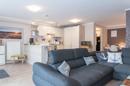 Wohnung Souterrain (WS) Wohnraum mit offener Küche