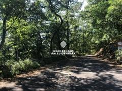 Waldweg direkt am Grundstück