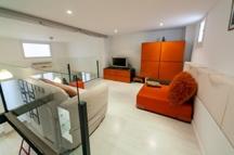 7 Alternative Ansicht Lounge-bereich oben