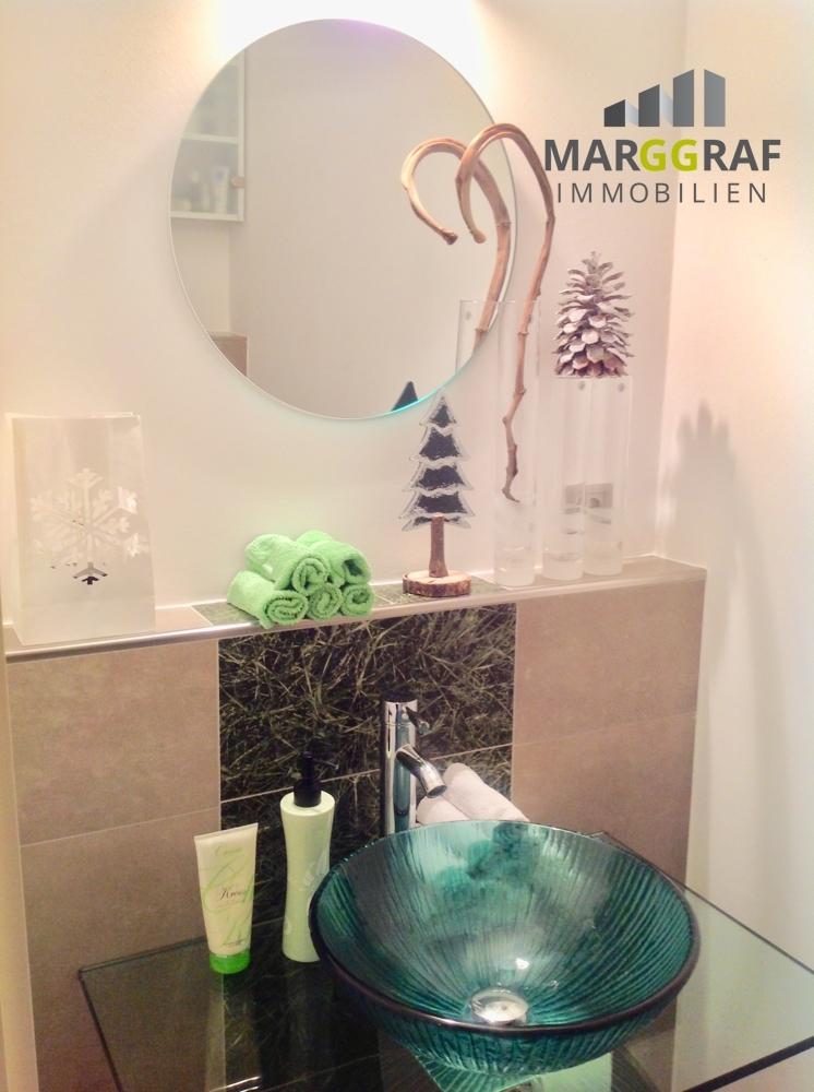 Gäste-WC Waschplatz 1
