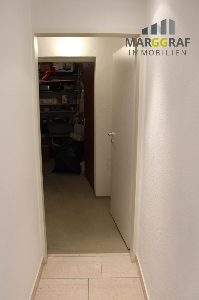 Nebenflur zum Kellerraum