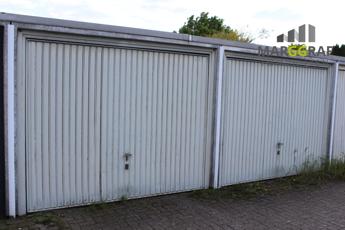 vordere Garage