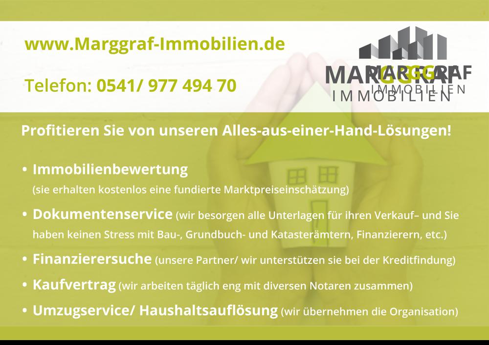 Marggraf-Immobilien Serviceleistungen