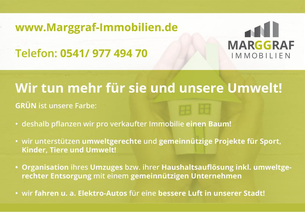 Marggraf für eine GRÜNE UMWELT ohne Logo