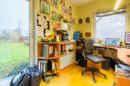Ein Zimmer für alle Fälle: der zweite Raum im Erdgeschoss ist ideal als Arbeits- oder Gästezimmer nutzbar.