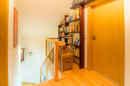 Der Flurbereich im Obergeschoss bietet sogar noch Stauraum für eine Bibliothek. Oder welche Ideen haben Sie?