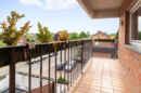 Zwar klein und fein, dafür gibt´s hier immer was zu sehen: Ihr neuer Balkon!