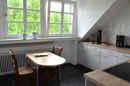 Einbauküche Fensterfront