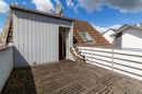 Ein Fleckchen Sonne nur für Sie! Ihre Dachterrasse ist Ihr uneinsehbares Kleinod mit viel Platz für Ihre Feierabendentspannung.