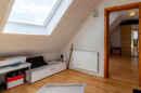 Der Flur im Obergeschoss kann wunderbar als Stauraum, Leseecke oder Spielfläche genutzt werden. Welche Ideen haben Sie?